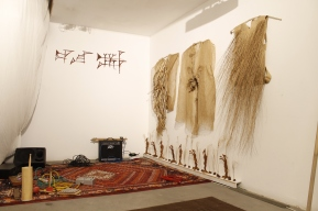 goats reeds and carpet and sumerian poem set 2